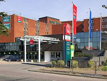 Ibis Hotel Heathrow Car Parking