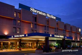 Heathrow Airport Sheraton Skyline Hotel exterior