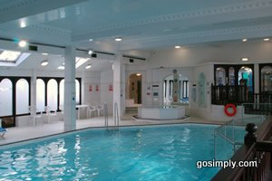 Britannia Country House Hotel Manchester swimming pool