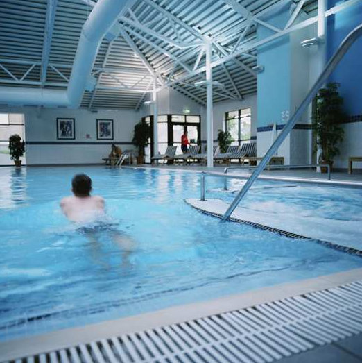 Hilton Hotel Edinburgh Airport LivingWell Health Club