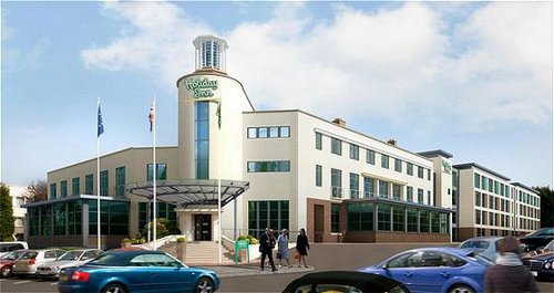 Holiday Inn Birmingham Airport exterior
