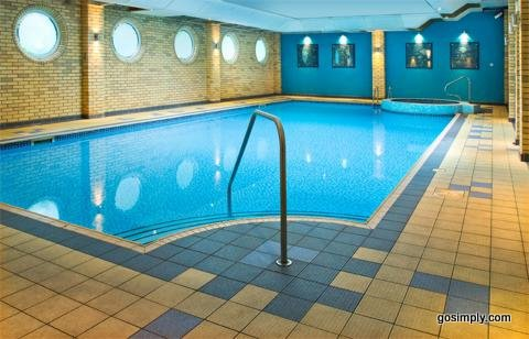 Bowdon Hotel Altrincham swimming pool