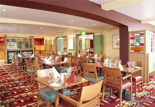 Holiday Inn Manchester Airport Terrace Restaurant