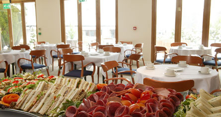 Arts Restaurant at the Hemel Hempstead Ramada Hotel near Luton Airport