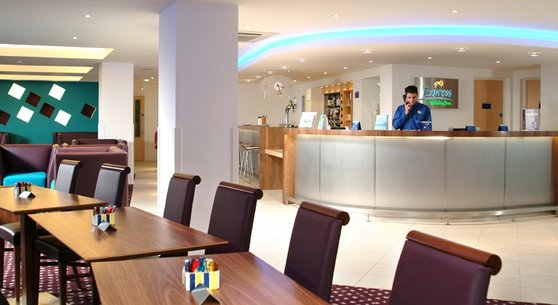 Hemel Hempstead Express by Holiday Inn reception area