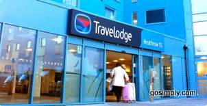 Travelodge Heathrow exterior