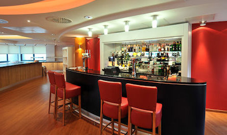 Bar at the Ramada Encore Hotel Birmingham Airport
