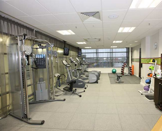 Liverpool Airport Hampton by Hilton fitness centre