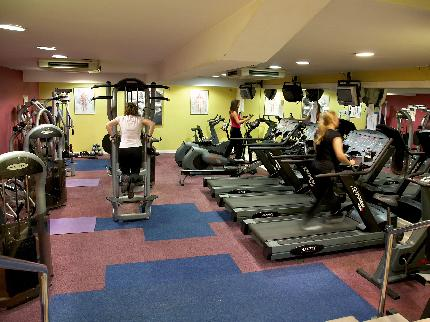 Kegworth Whitehouse Hotel East Midlands Airport gym