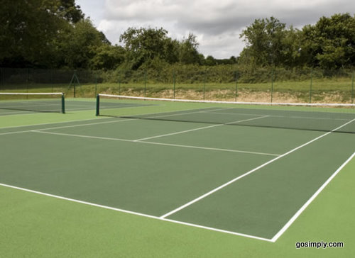 Felbridge Hotel tennis courts