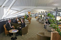 Airport Business Lounge