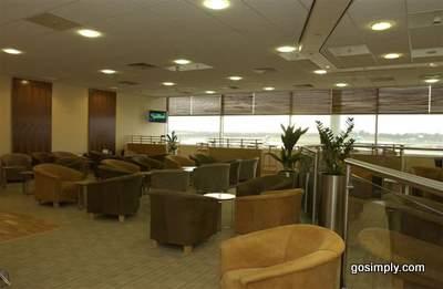 Airport lounge birmingham discount