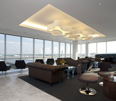 Gatwick No 1 Lounge