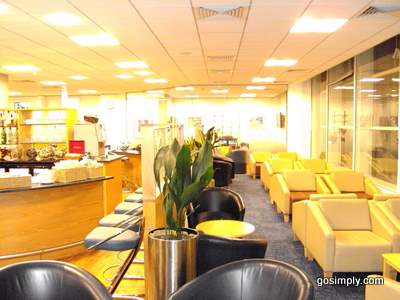 Gatwick Airport Servisair Lingfield Lounge