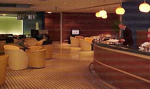 Le Anfore Business Class Lounge