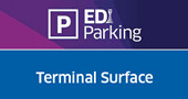 Edinburgh Terminal Surface Parking logo
