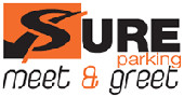 Gatwick Sure Parking logo